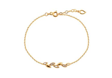 Golden Shay Armband 2