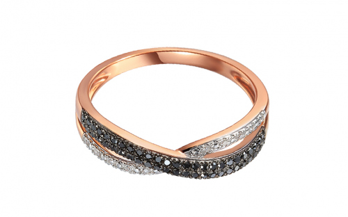 Brillant Ring aus der Kollektion Cocco - IZBR768