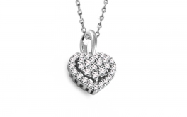 Diamant Herz 0,150 ct Sweet Heart