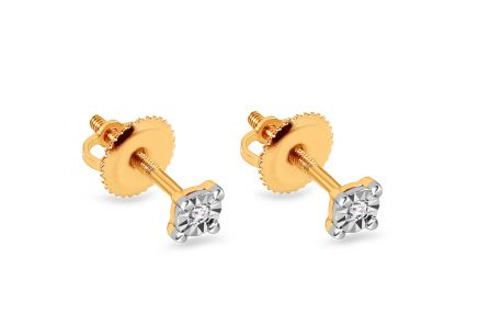 Diamantohrstecker Mariya 0,030 ct