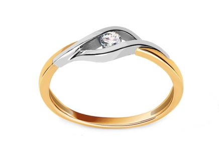 Diamantring Suzzi 0,060 ct
