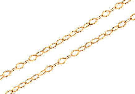 Goldkette Anker 1,3 mm
