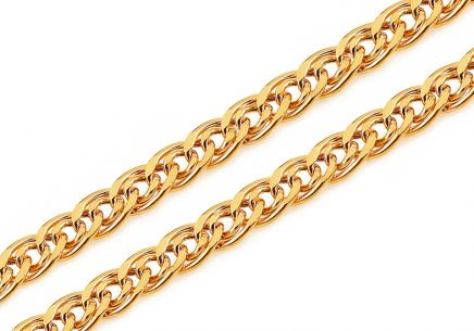 Gold volle Kette Nonna 2,2 mm