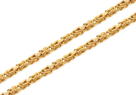 goldkette mit kreuz herren