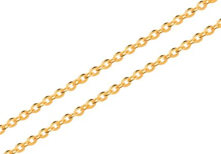 Goldkette Anker 2 mm