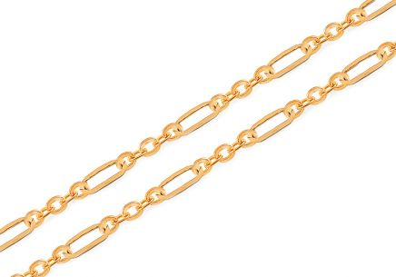 Goldkette Figaro 1,5 mm