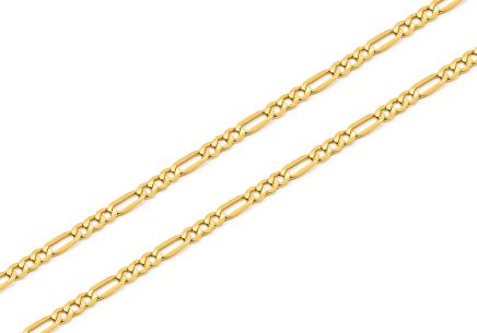 Goldkette Figaro 2 mm