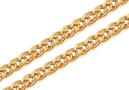 Goldkette Nonna 3 mm
