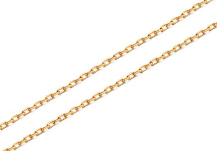 Kette Cable Chain 1 mm