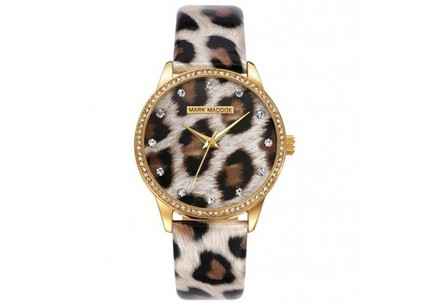Damenuhr Mark Maddox Animal Print MC0012-47