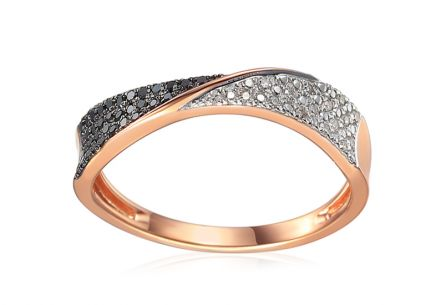 Brillant Ring aus der Kollektion Cocco