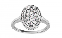 Diamant Ring 0,480 ct Katelynn